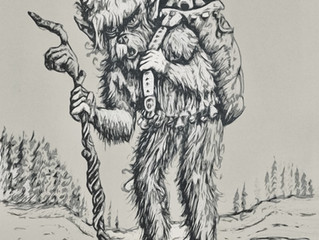 The Illustrated Krampus