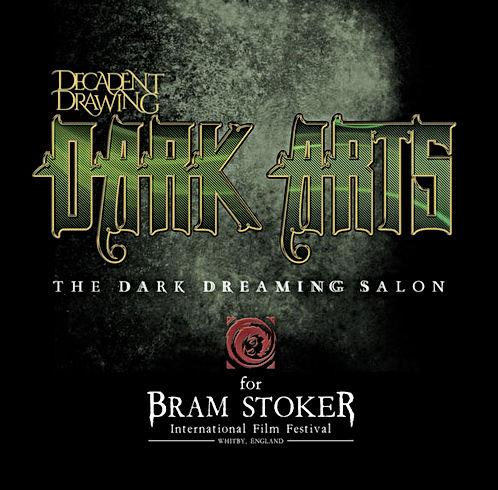 Bram Stoker Film Festival Dark Art Photography Decadent Drawing