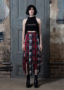Punk Queen Skirt