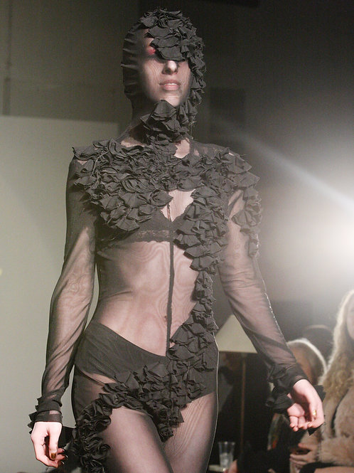 Mystery Overhead mesh suit