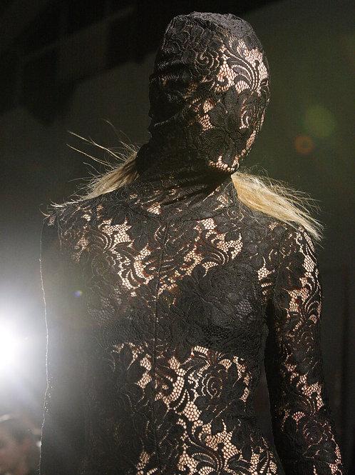 Dark Romantic Overhead lace suit