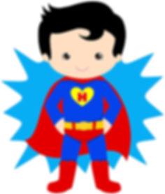 Postavička HeartHero, která provází projektem HeartHeroes - Hrdinové s dobrým srdcem a celorepublikovým řetězcem dobrých skutků #dobroskutkuj