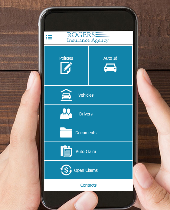 Introducing ROGERS INSURANCE ONLINE - your new Self-Service Portal