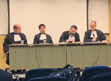 Defesa de Tese de Doutorado do Dr. Lázaro Luis Faria do Amaral