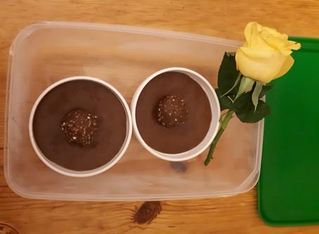 La mousse au chocolat de Gilles