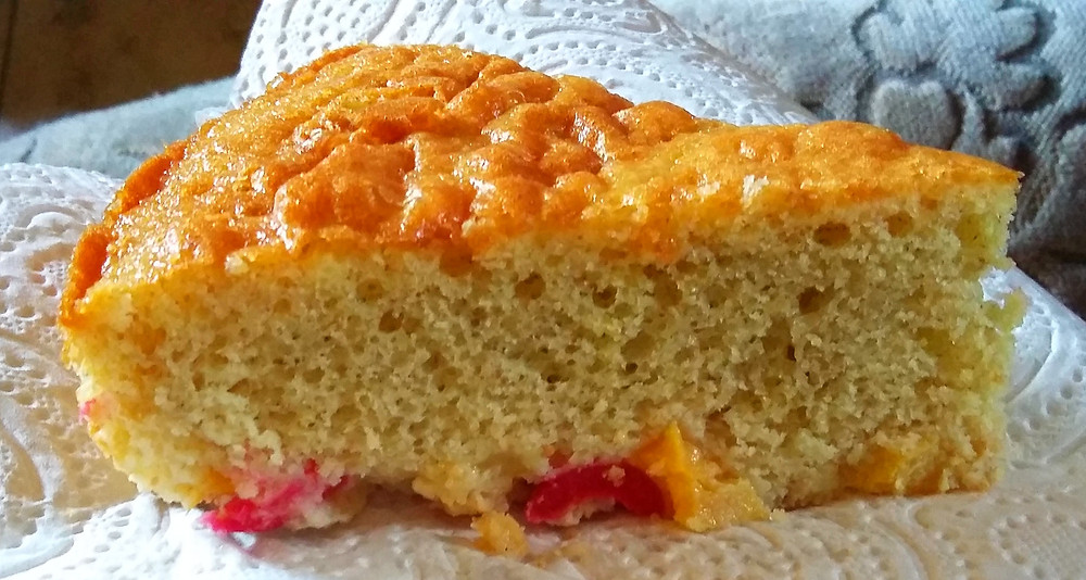 Gâteau aux fruits - 30gr la portion