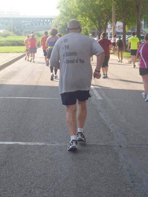 50 ans, gras, diabétique, devant toi - 2damnfunny.com