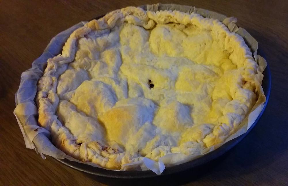 Croustade aux pommes - 31gr la portion