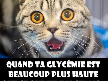 Humour... diabétique!