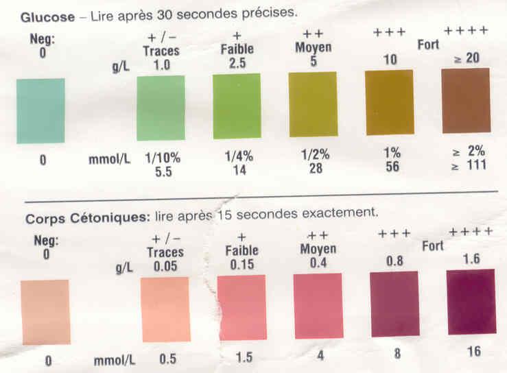 Analyse d'urines - vivreavecundiabete.com