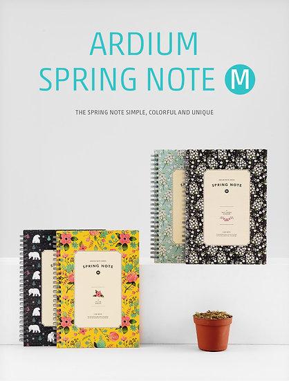 Ardium Spring Note M