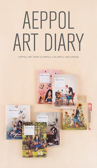 Aeppol Art Diary
