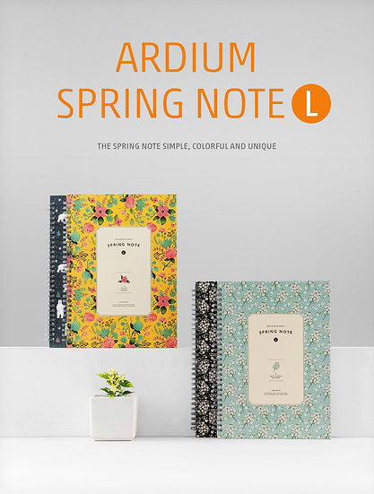 Ardium Spring Note L