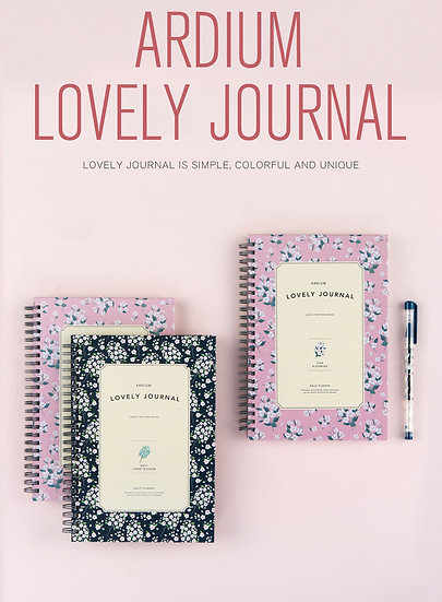 Ardium Lovely Journal