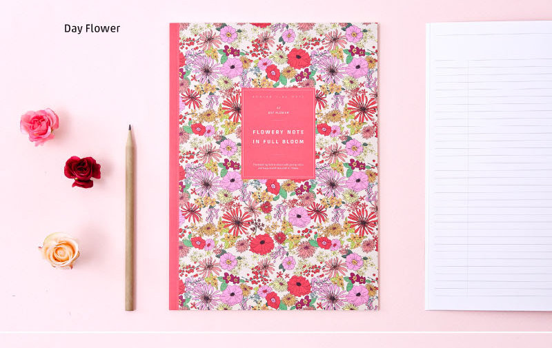 Flowery Note XL