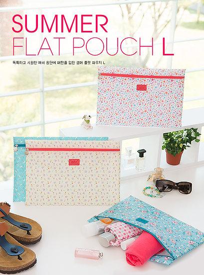 Summer Flat Pouch M