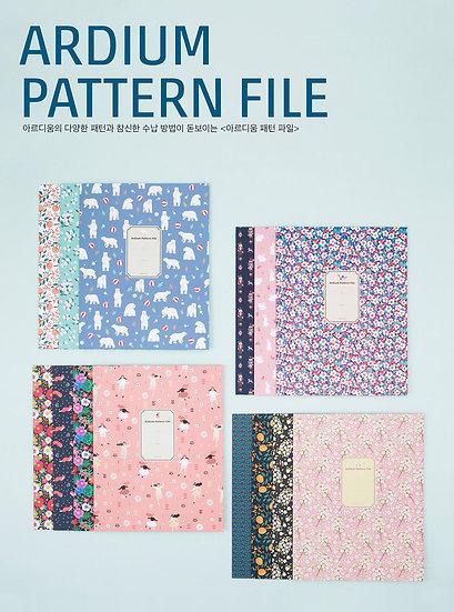 Ardium Pattern File