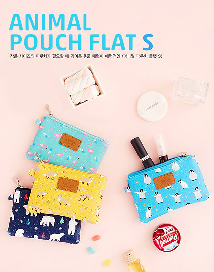 Animal Pouch Flat S