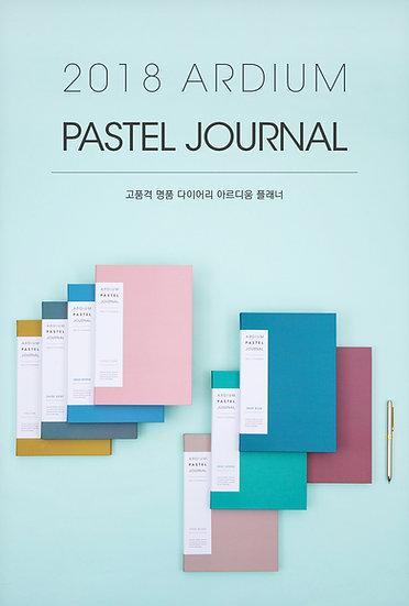 2018 Ardium Pastel Journal