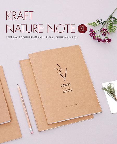 Kraft Nature Note Xl