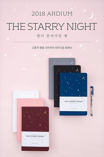 2018 Ardium The Starry Night