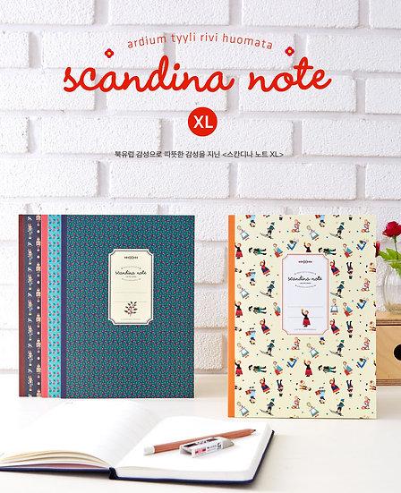 Scandina noteXL