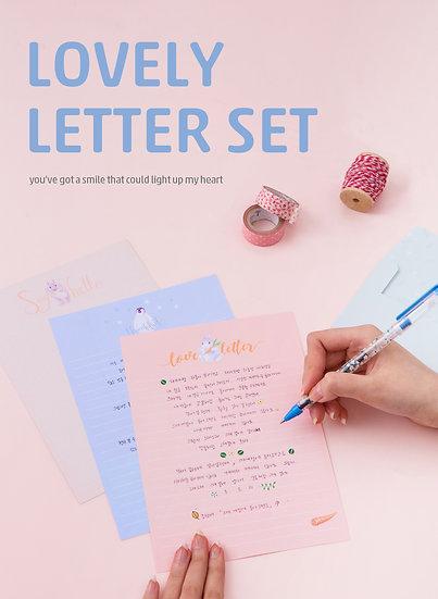 Ardium Lovely Letter Set