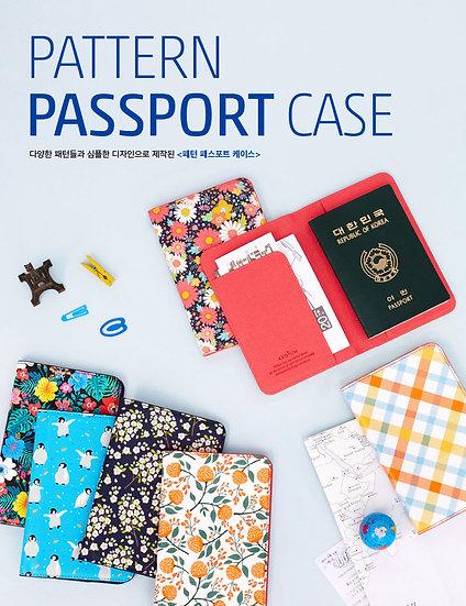 Pattern Passport Case