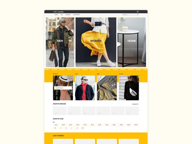 CLM - site design