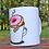 Thumbnail: Чаша за кафе с щампа