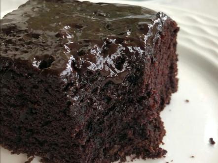 Брауни с тиквички 🥒🥮 - Bez-gluten.com