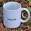 Thumbnail: Чаша за кафе с надпис BEGIN.