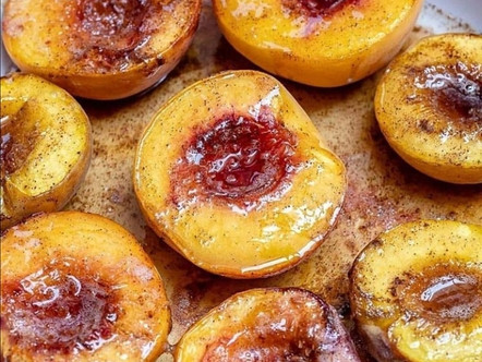 Печени праскови - Bez-gluten.com