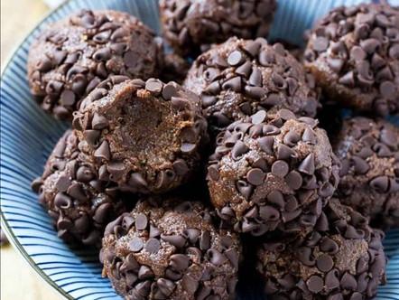 Протеинови топчета без печене - Bez-gluten.com