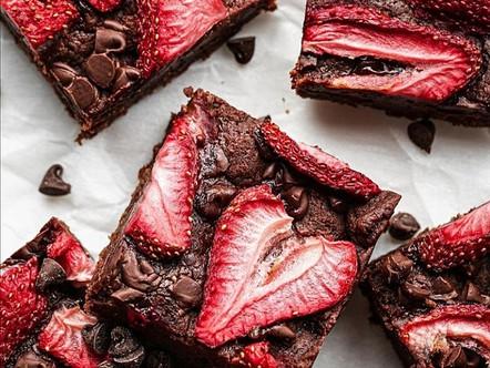 Сладкиш с ягоди - Bez-gluten.com