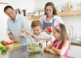 Cómo evitar la contaminación por bacterias en tu cocina y sus peligros