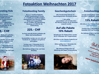 Weihnachtsaktion 2017