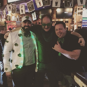 St Patty's Karaoke DJ
