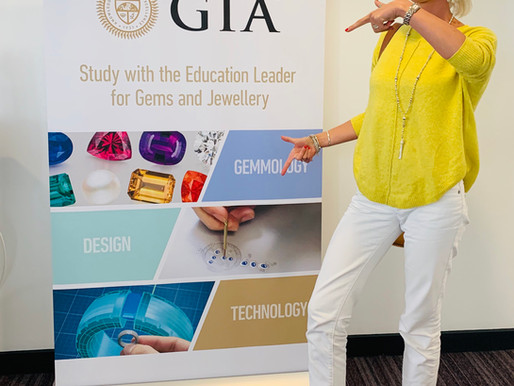Report from GIA Pearl Grading Lab class at Birmingham Assay Office