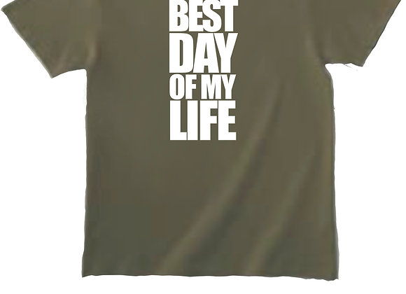 BEST DAY OF MY LIFE  期間限定 Tシャツ