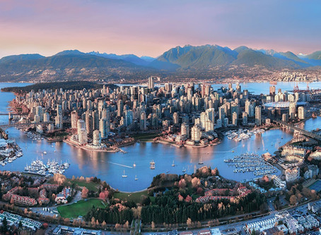Growing up in Vancouver