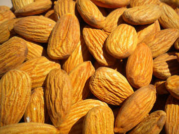 Organic Dry Roasted Almonds