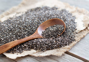 Organic Black and White Chia Seeds
