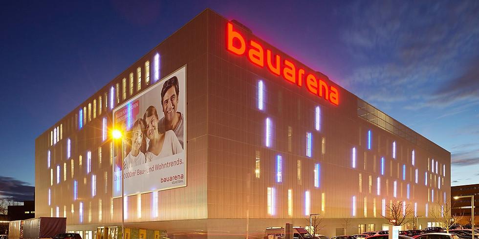 Informations-Veranstaltung Bauarena Volketswil