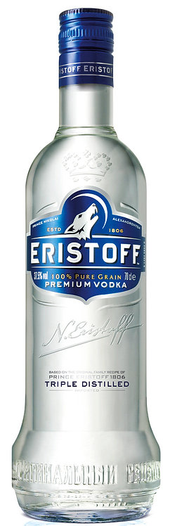 Eristoff Vodka 0,7l