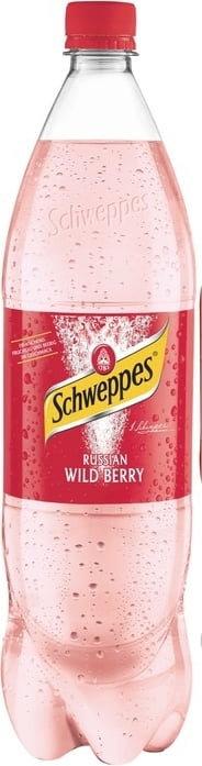 Schweppes Wild Berry 1,25l