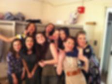 Hunter Opera Theater students