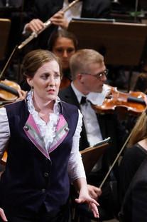 SARAH ROSE TAYLOR, mezzo-soprano