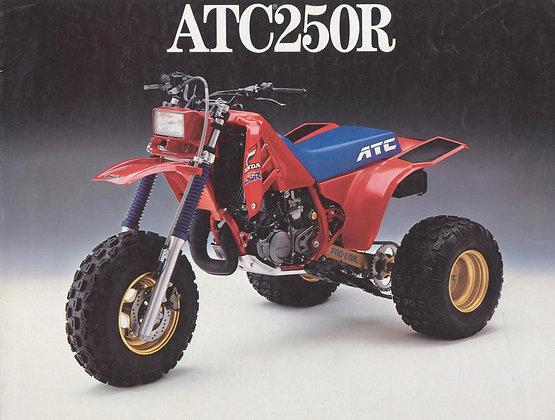 Stock Complete Kit 1986 ATC250R