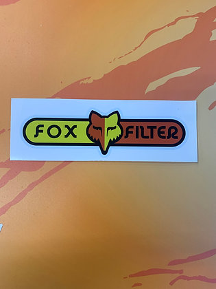 Fox Filter Large